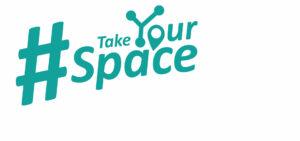 TakeYourSpace_Logo_cyan